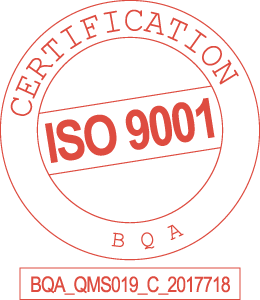 Certification iso9001 ROOD